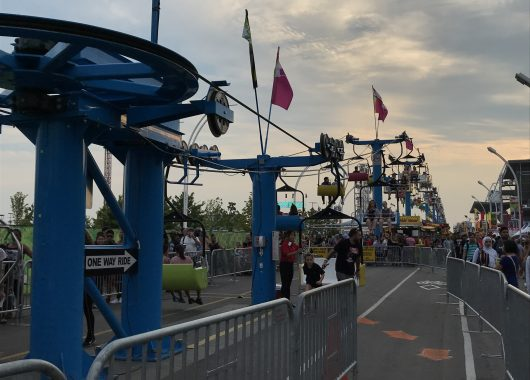The Canadian National Exhibition